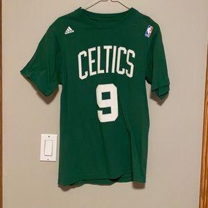 Boston Celtics Rondo Adidas T-shirt